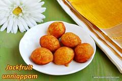 Jackfruit-nei appam