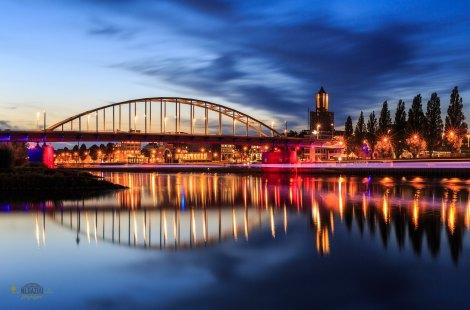 John Frostbrug aan de Arnhemse Rijn | Bridge too Liberation Experience 2017