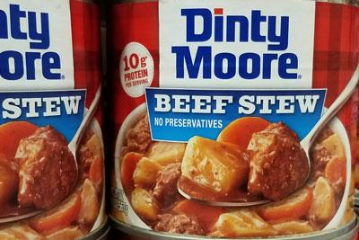 Dinty Moore Beef Stew image by J Dorner