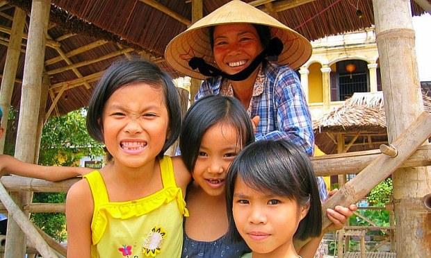 Ancient Town Vietnam Central Coast