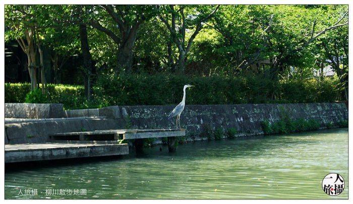 柳川散步地圖 12