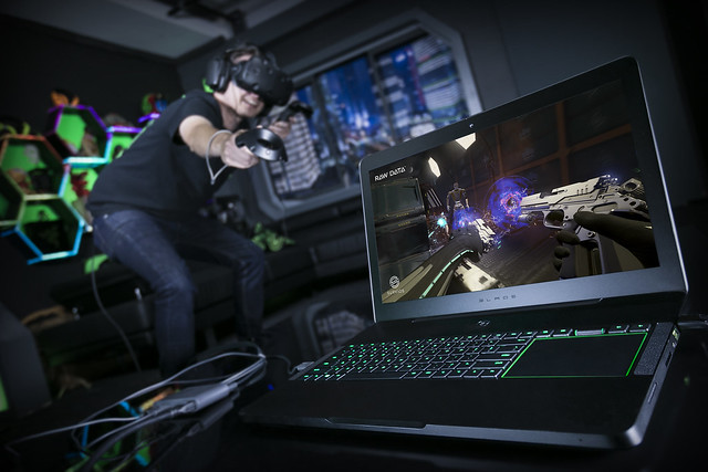 Razer Blade Pro - Full HD - VR - Raw Data