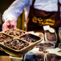 Win a Pair of Tickets to The Chocolate Show