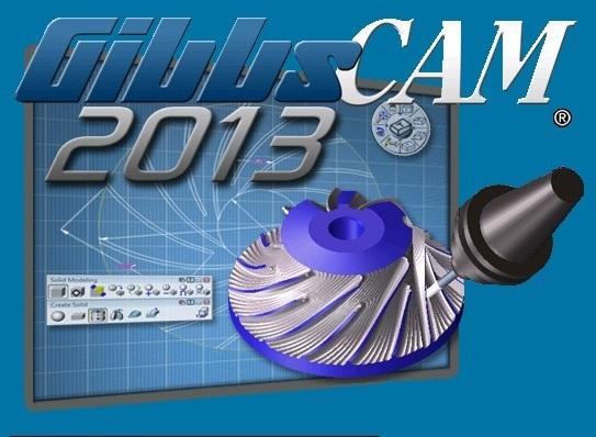 Phần mềm GibbsCAM 2013 64bit full license