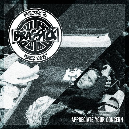 Brassick - Appreciate Your Concern EP cover art