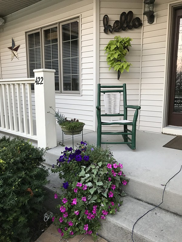 Front Yard Update Sept.