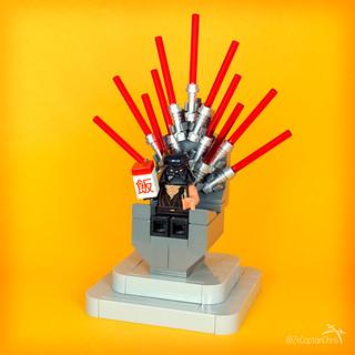 Ze Throne of Darth Vader (Star Wars)