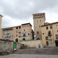 Plazas y Calles de Segovia
