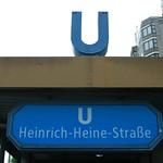 U-Bahnhof Heinrich-Heine-Straße