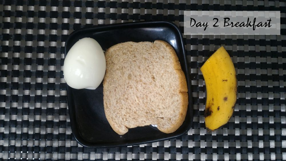 Military Diet Day 2A