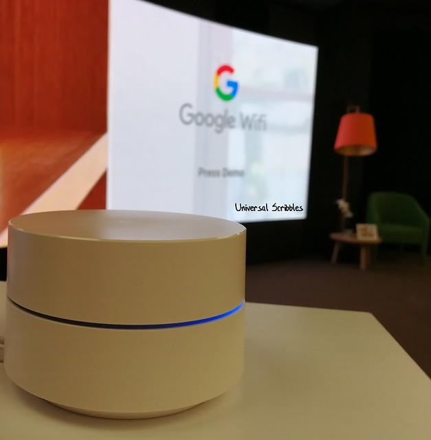 Google Wifi Launch