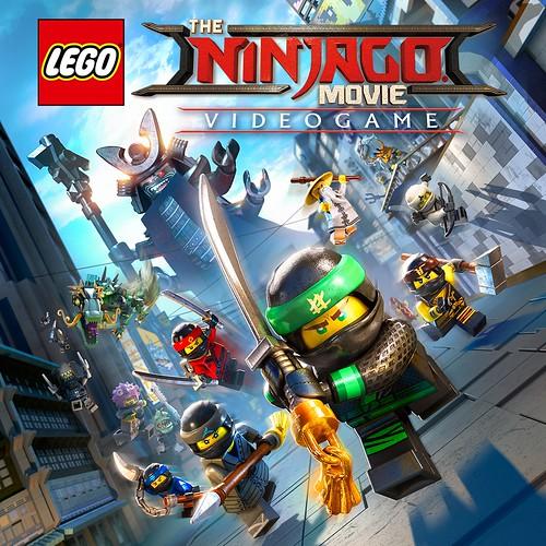 Lego Ninjago Move Game