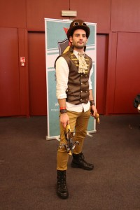 Steampunk at Atsusacon