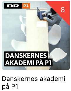 danskernes akademi på p1