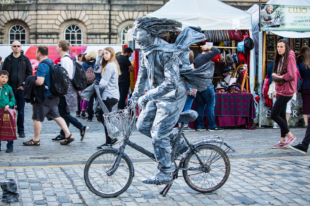 Edinburgh Fringe Festival, where to stay in edinburgh