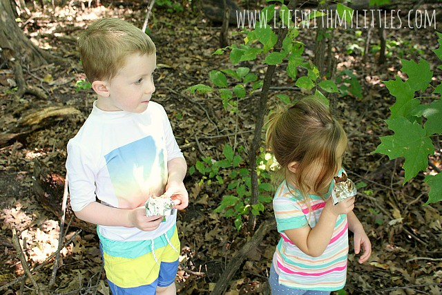 If you want to try going geocaching with kids, check this out! Nine tips for geocaching with kids that you'll want to keep in mind!