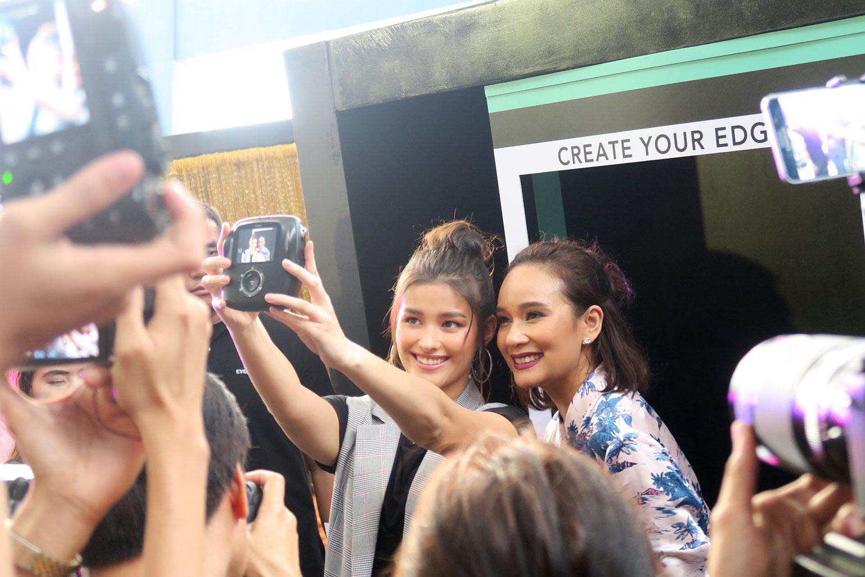 5 Fujifilm x Liza Soberano - Gen-zel She Sings Beauty