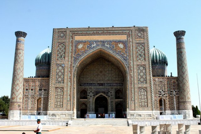 Viaje a Uzbekistán