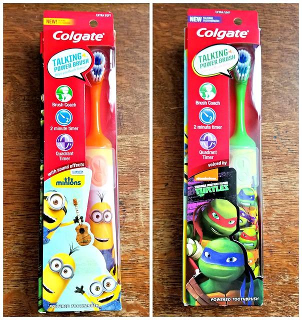 Colgate Makes Brushing Fun