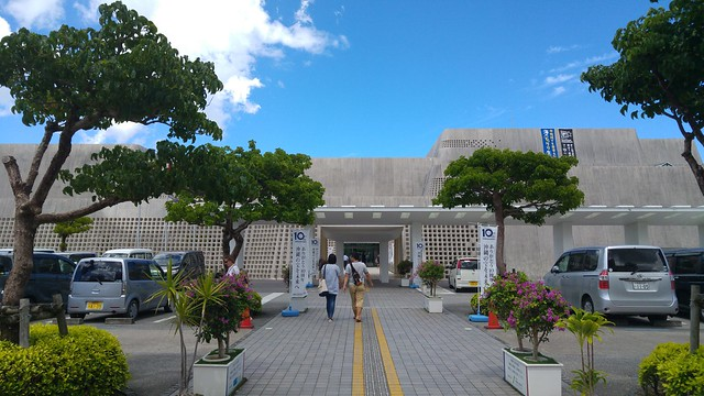 OKINAWA_沖繩博物館