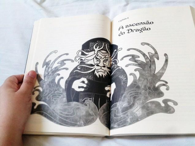 Pérola - O ano do Dragão