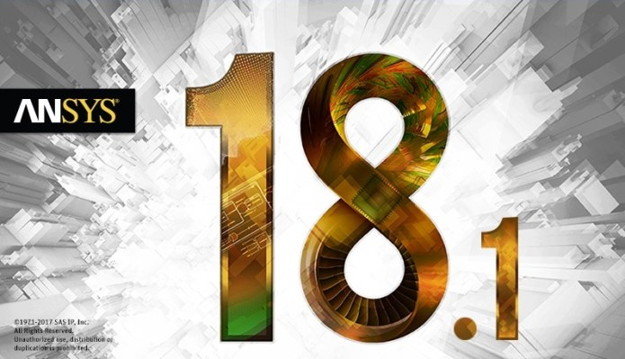 ANSYS Products 18.1.1 win64 full