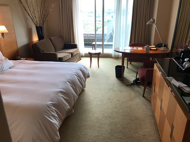 Deluxe Executive room - Westin Miyako Kyoto