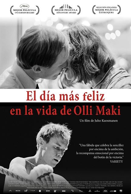 Cartel: El día más feliz en la vida de Olli Mäki (2016)
