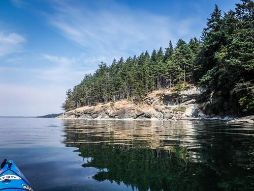 Kayaking Bellingham Bay-67
