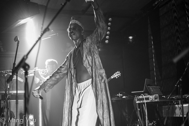 Pierre Kwenders @ Pop Montreal 2017