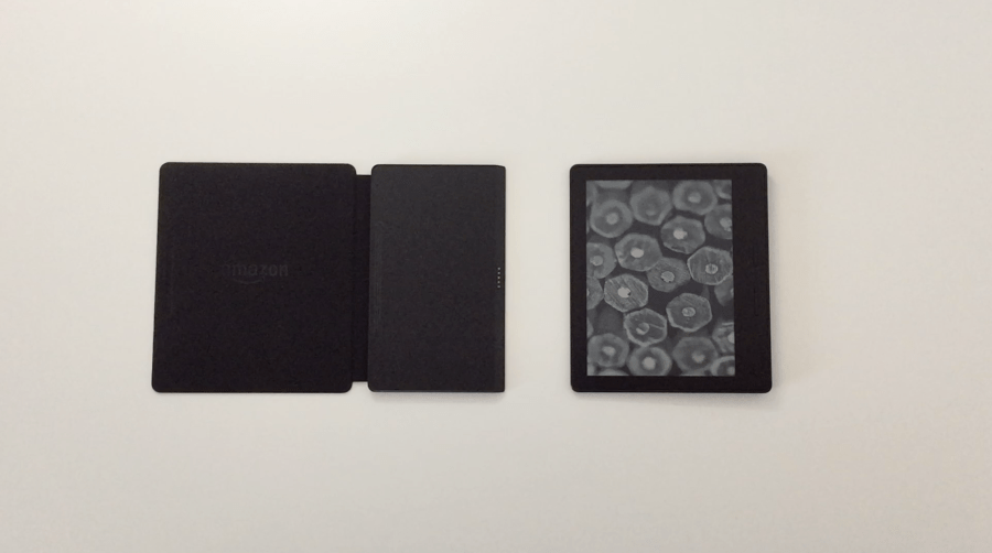 20170827 Test de la liseuse électronique Kindle OASIS Amazon 14