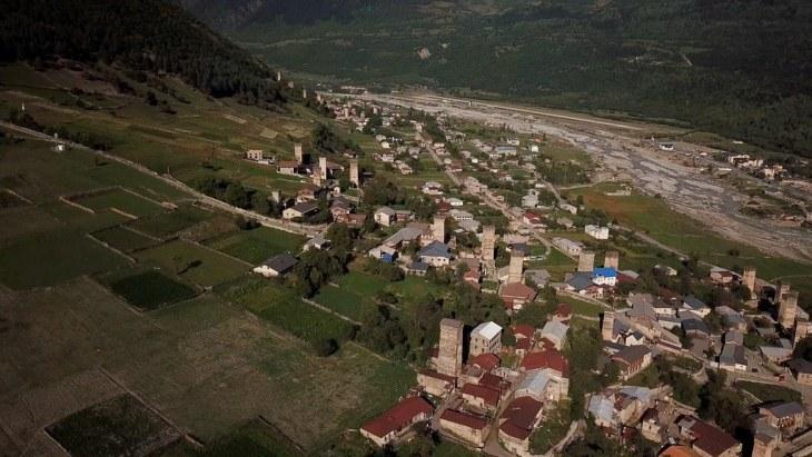 Georgian Svan towers4