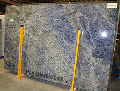 Sodalite Blue Quartzite Countertop Slabs