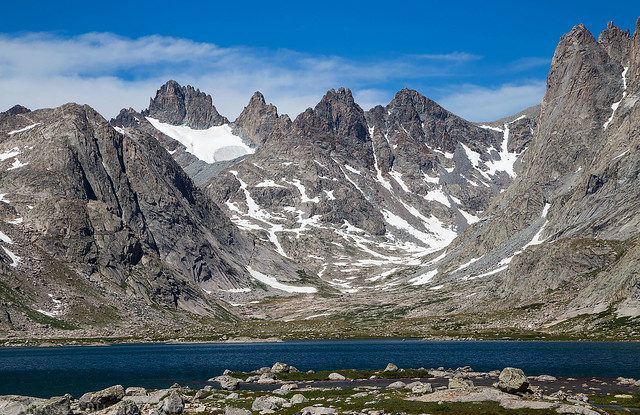 Rugged Peaks