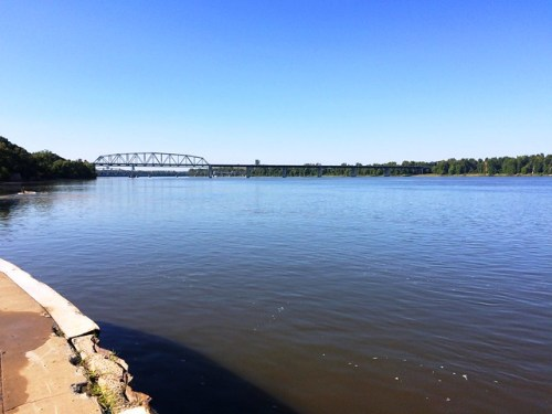 Mississippi River, Hannibal MO
