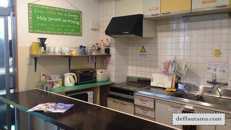2 Hari Keliling Osaka - J Hoppers Osaka Guesthouse 1