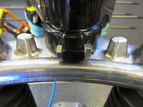 Steering Stop Limit Bolt with Washer and Nut