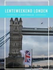 Lenteweekend Londen