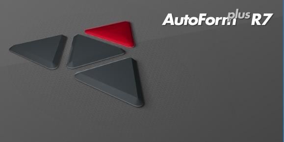 Phần mềm AutoForm^Plus R7