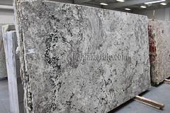 Granite Alaska White Granite slabs for countertop