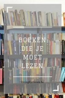 boeken die je moet lezen