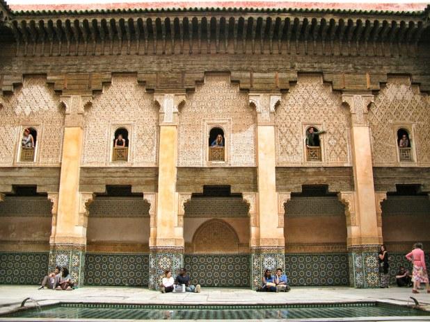 Madraza en Marrakech