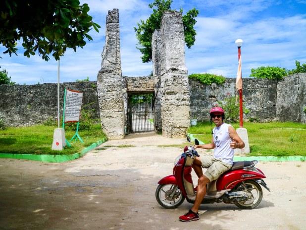 Antiguo fuerte en Kota