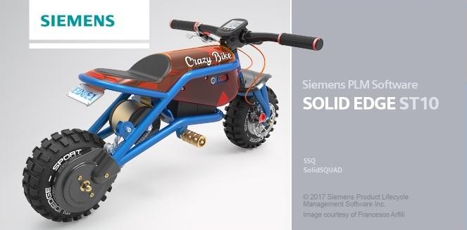 Siemens Solid Edge ST10 x64 full