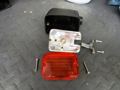 Turn Signal Assembly Parts