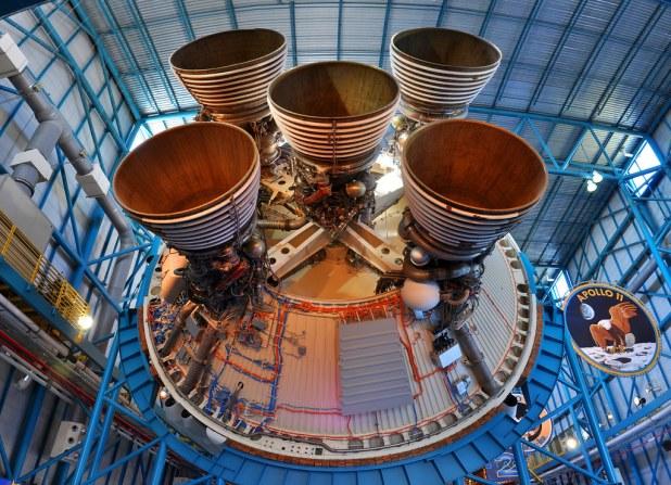 Visita al Kenney Space Center