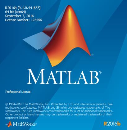phần mềm Mathworks Matlab R2016b
