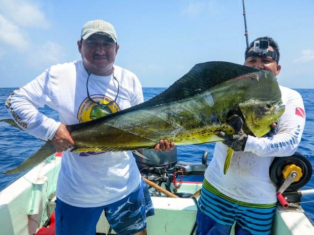 Pesca en Isla Mujeres