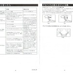 Potensic F181H 4CH 6Axisドローン 説明書8