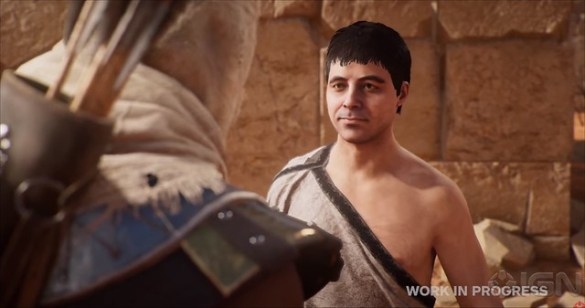 Assassin's Creed Origins - Facial Animations